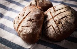 lantligt bröd Royaltyfri Foto