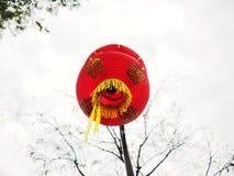 Lanturn cinese durante il nuovo anno cinese del ` s immagine stock libera da diritti