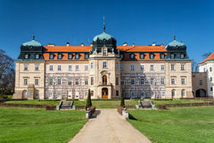 Lany Chateau. In Czech Republic Royalty Free Stock Photo