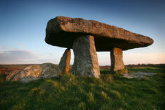 lanyon quoit fotografia royalty free