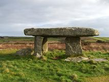 Lanyon Quoit Stock Photo