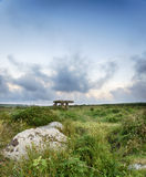 Lanyon Quoit a Neolithic Dolmen Stock Photos