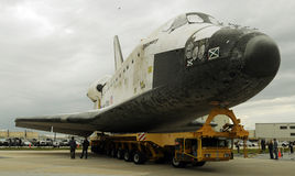 Lanzadera de espacio Imagenes de archivo