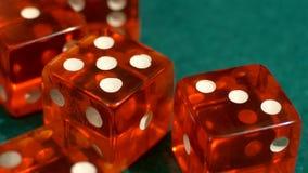 Lanzador de los dados del casino
