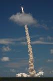 Lanzamiento de la lanzadera STS121 Foto de archivo