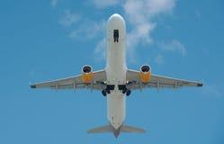 Lanzamiento del jet Imagen de archivo libre de regalías