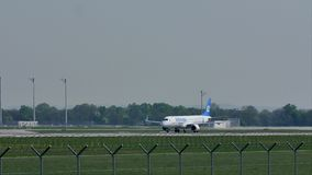Lanzamiento expreso de Air Europa del aeropuerto de Munich, MUC