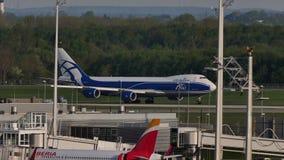 Lanzamiento plano de AirBridgeCargo