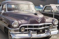 Lanzamiento retro de Cadillac S62 1950 del coche Imágenes de archivo libres de regalías