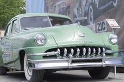 Lanzamiento retro de DeSoto 1951 del coche Foto de archivo