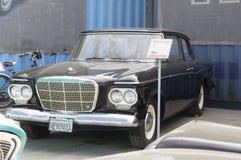 Lanzamiento retro de la alondra 1962 de Studebaker del coche Imagenes de archivo
