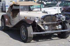 Lanzamiento SSK 1937 de Mercedes del coche retro Imagen de archivo