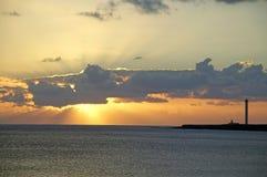 Lanzarote, Îles Canaries, Espagne Photo stock
