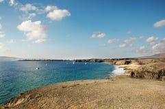 Lanzarote, Κανάρια νησιά, Ισπανία Στοκ φωτογραφία με δικαίωμα ελεύθερης χρήσης