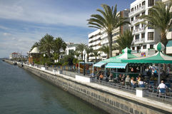 Lanzarote, Κανάρια νησιά, Ισπανία Στοκ Εικόνα