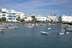 Lanzarote, Κανάρια νησιά, Ισπανία Στοκ εικόνα με δικαίωμα ελεύθερης χρήσης