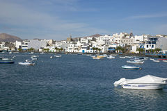 Lanzarote, Κανάρια νησιά, Ισπανία Στοκ φωτογραφίες με δικαίωμα ελεύθερης χρήσης
