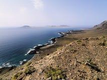 Lanzarote 免版税库存图片
