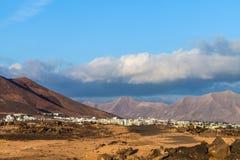 Lanzarote Stockfotos
