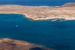 Lanzarote Στοκ Φωτογραφίες