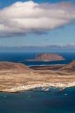 Lanzarote Stockbild