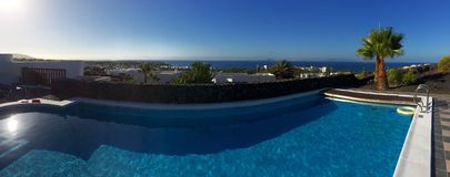 Lanzarote Photo libre de droits