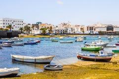Lanzarote Royaltyfria Bilder