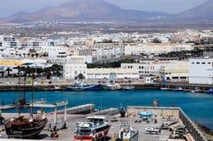 Lanzarote Foto de archivo libre de regalías