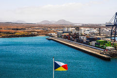 Lanzarote Fotografía de archivo