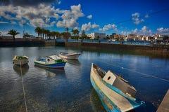 Lanzarote, Arrecife Στοκ εικόνες με δικαίωμα ελεύθερης χρήσης