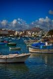 Lanzarote, Arrecife Στοκ εικόνα με δικαίωμα ελεύθερης χρήσης