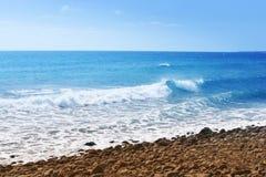 Lanzarote beach Royalty Free Stock Image