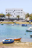 Lanzarote Royalty Free Stock Photos