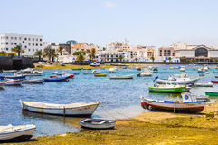 Lanzarote Royalty Free Stock Images