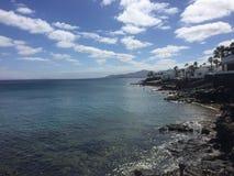 Lanzarote bonito Foto de Stock