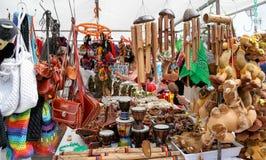LANZAROTE, CANARI ISLANDS/SPAIN - 31 JUILLET : Divers articles pour SA photographie stock libre de droits