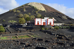 Lanzarote, Canary Island Royalty Free Stock Photos