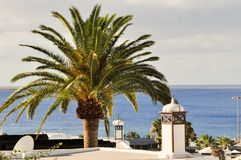 Lanzarote, Canary Islands Royalty Free Stock Photography