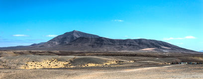 Lanzarote, Canary Islands landscape Royalty Free Stock Images