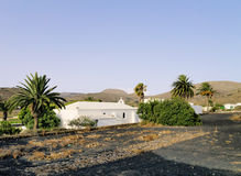 Lanzarote, Canary Islands, Spain Stock Images