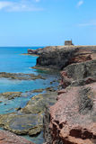 Lanzarote Royalty Free Stock Photo