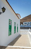 Lanzarote city architecture details Stock Photography