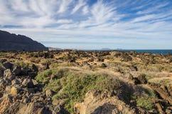 Lanzarote Royalty Free Stock Photography