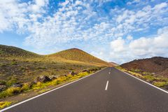Lanzarote, Espagne, l'Europe Photo stock