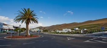 Lanzarote ferie Royaltyfri Foto