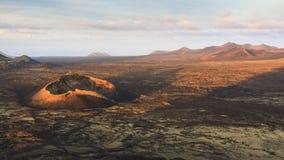 Lanzarote-Insel Stockfoto
