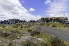 Lanzarote krajobraz Obraz Royalty Free