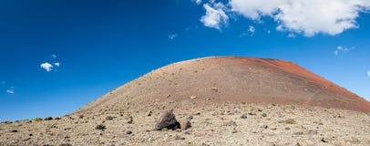 Lanzarote landscape, Canary Islands Royalty Free Stock Photos