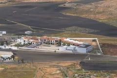 Lanzarote landscape Royalty Free Stock Image