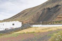 Lanzarote landscape Stock Images